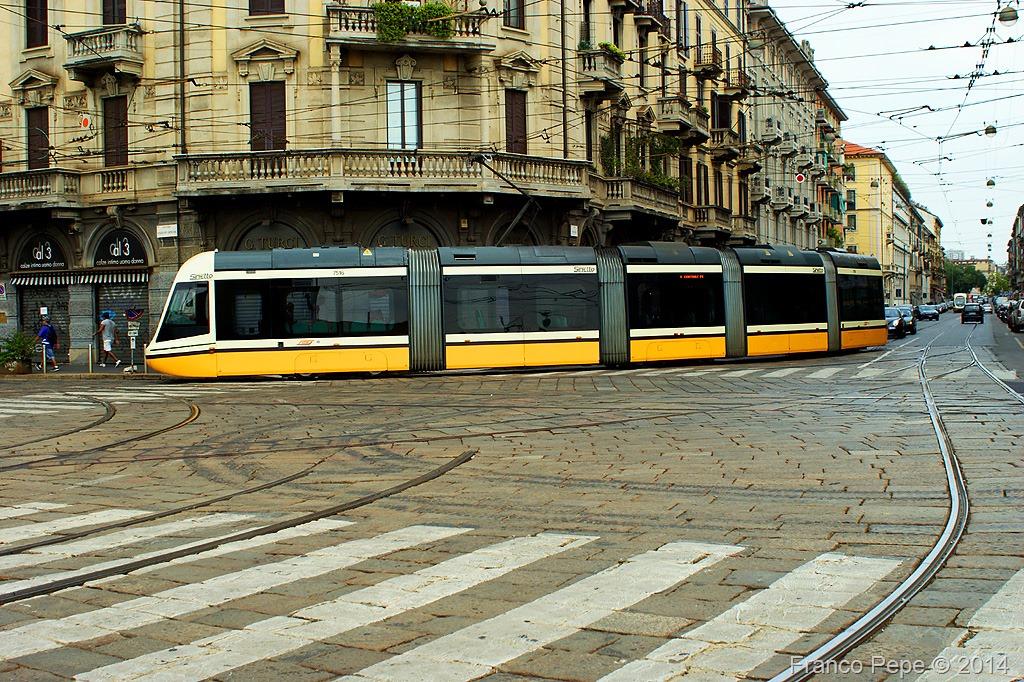 Atm milano tram 7516 piazzale stazione porta genova - Milano porta genova treni ...