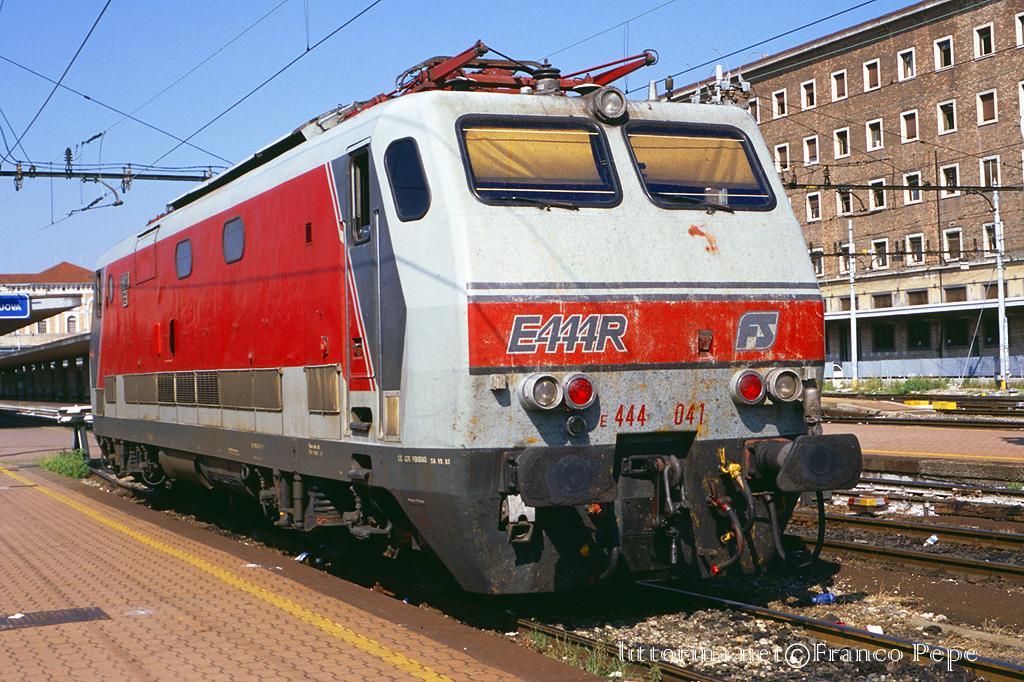 E torino porta nuova 22 agosto 2000 - Gtt torino porta nuova ...