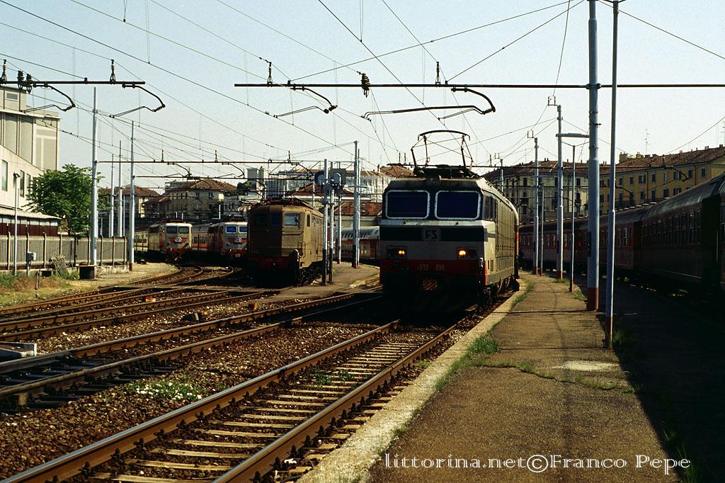 Linea milano porta genova mortara - Milano porta genova treni ...