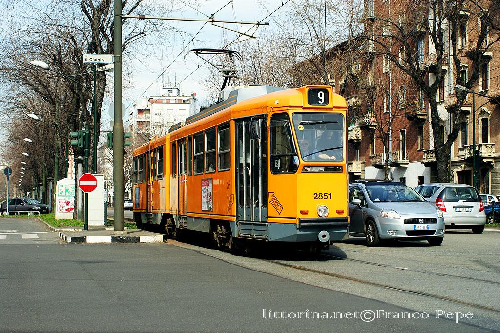 Torino – Tram